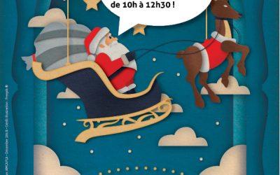 #La Calèche du Père Noël