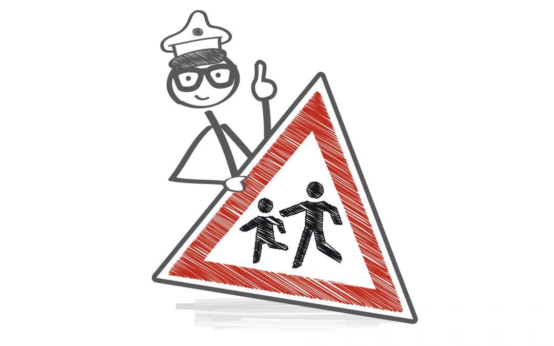 #Règles de circulation et de stationnement des véhicules aux abords des écoles