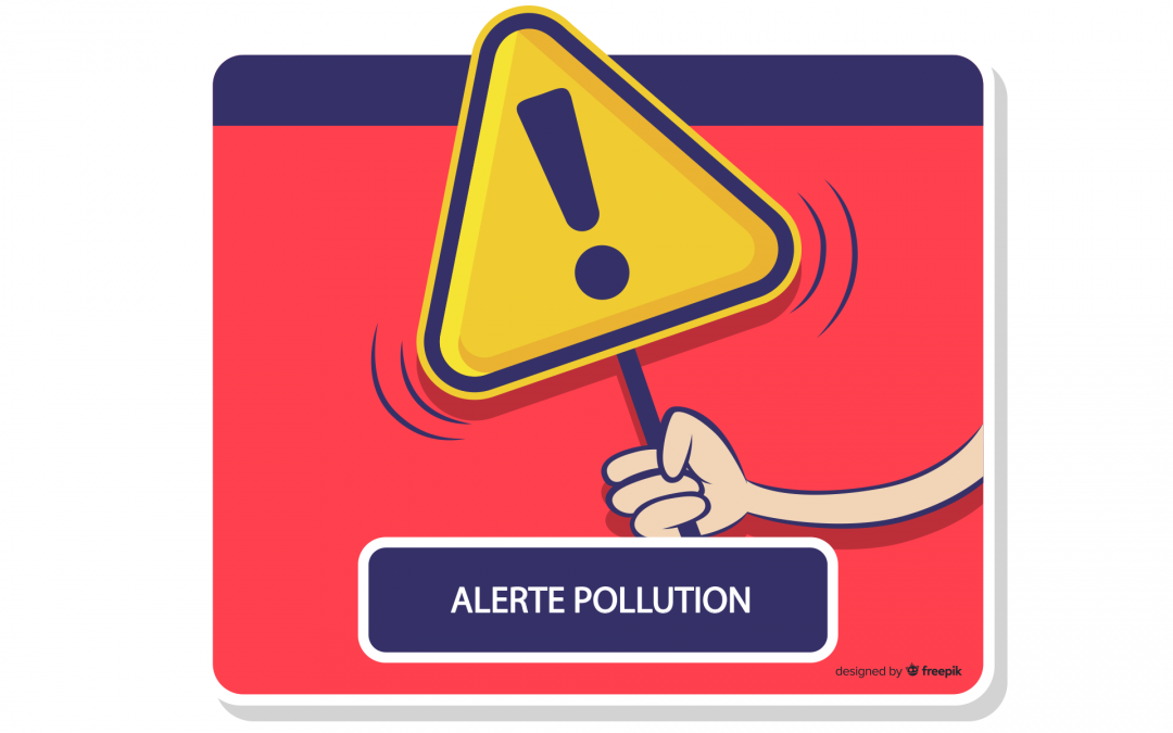 #Alerte pollution Haute-Garonne