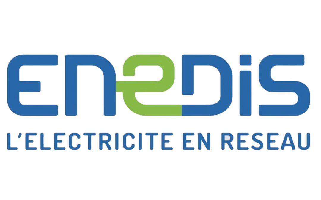 #Coupure de courant – travaux ENEDIS