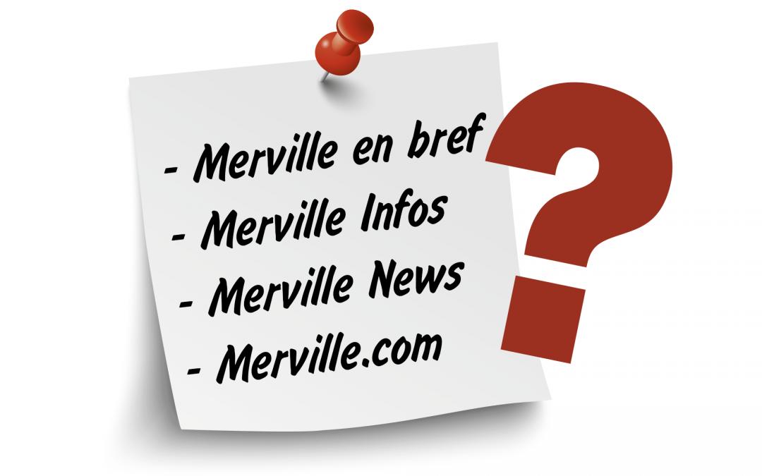 #Un nom pour la première newsletter mervilloise !