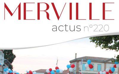 #Merville Actus n°220