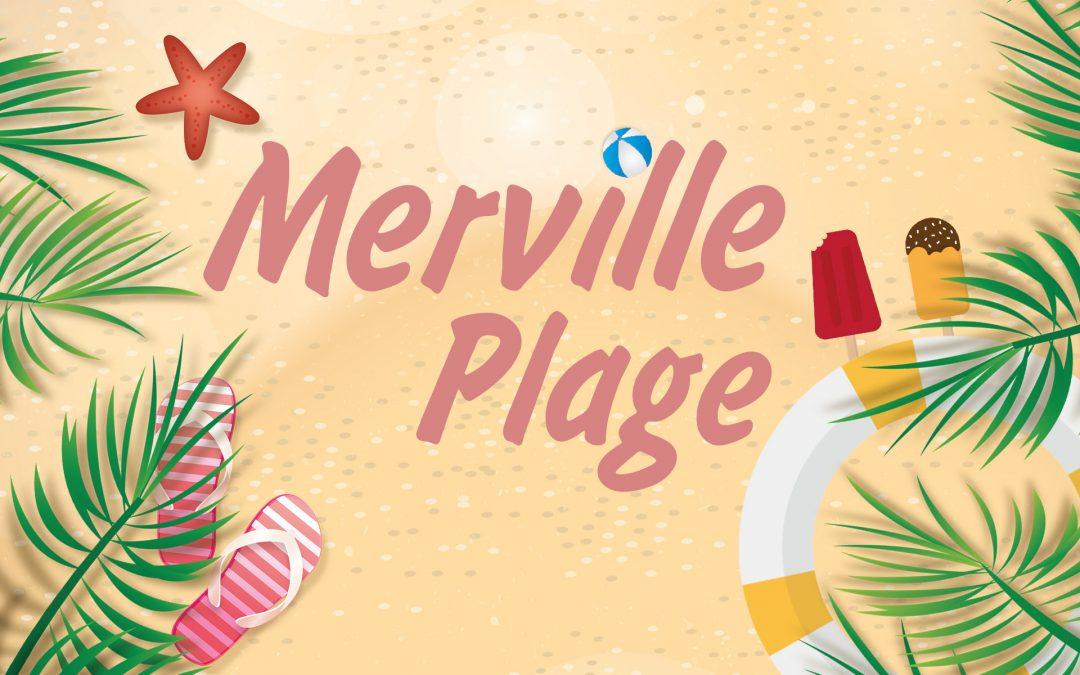#Merville plage