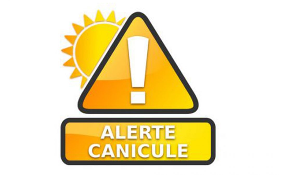 #Alerte Canicule