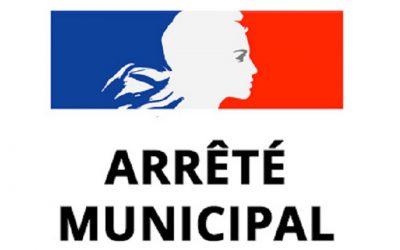 #Travaux place de la République – Arrêté municipal
