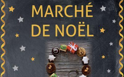 #Marché de Noël