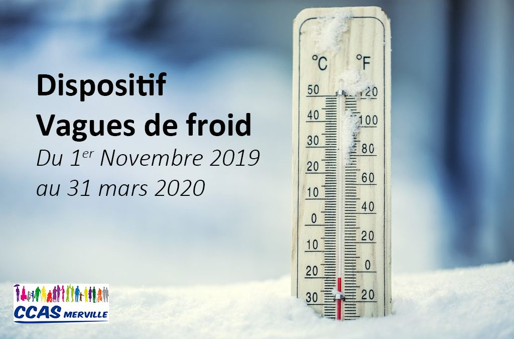 #Dispositif Vagues de Froid