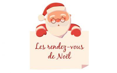 #Les rendez-vous de Noël