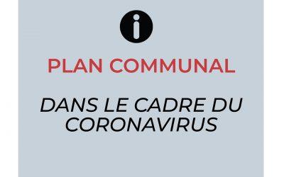 #Plan communal Coronavirus
