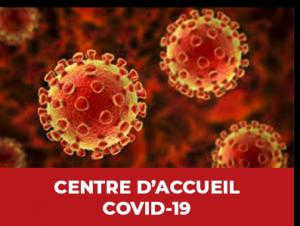 Centre d'accueil covid-19