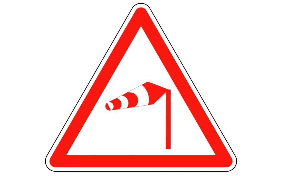 #Alerte orange vents violents