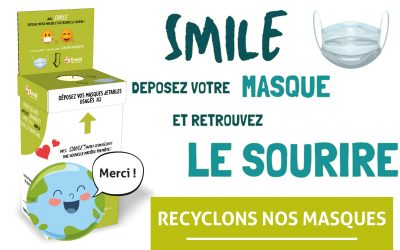 #Recyclons nos masques